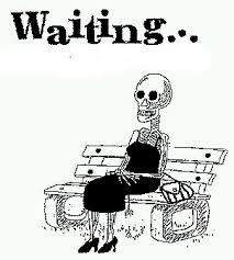 baby - waiting