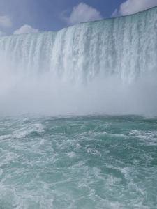 Niagara Falls august 24