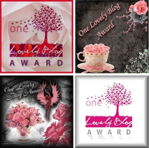baby - one lovely blog award