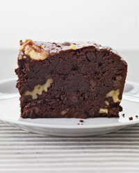 jumbo fudgy brownies