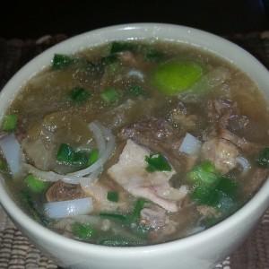 Pho Beef Soup