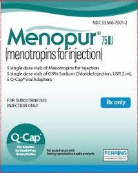 ivf - menopur