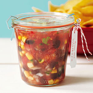 chunky- salsa