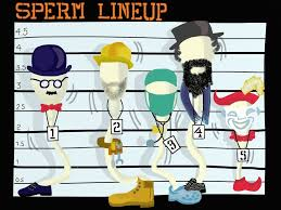 ivf - sperm donor line up