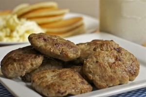 turkey sausage