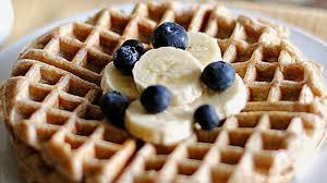 vanilla soy waffle
