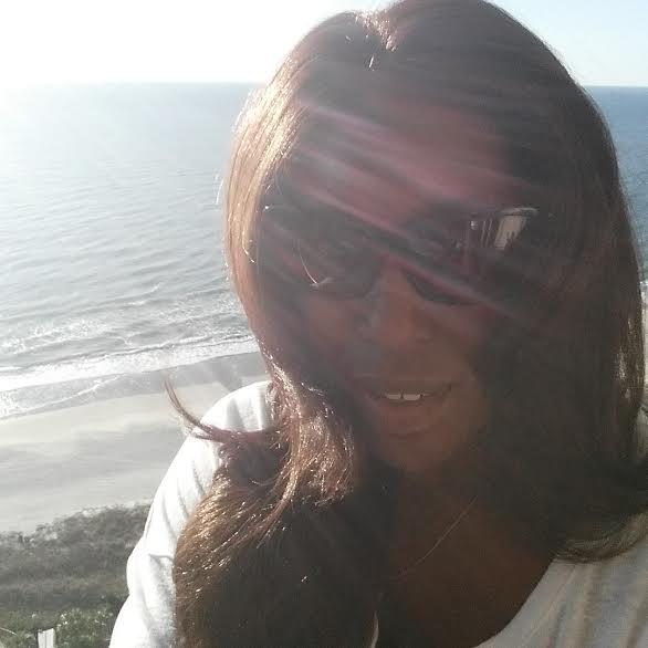 Valerie - beach