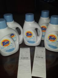 couponing haul 1