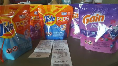 couponing haul 2
